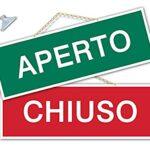 APERTO - CHIUSO