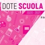 Dote Scuola 2020/2021: tutte le novità