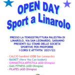OPEN DAY SPORT A LINAROLO